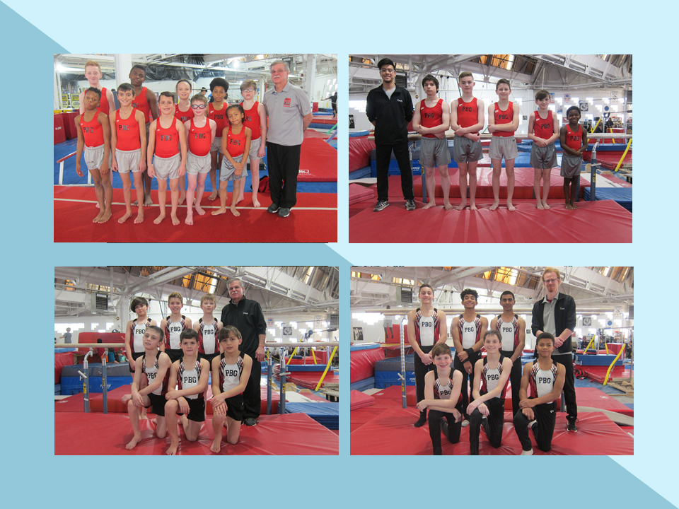 Our competition teams: L4, 5, 6, 9+