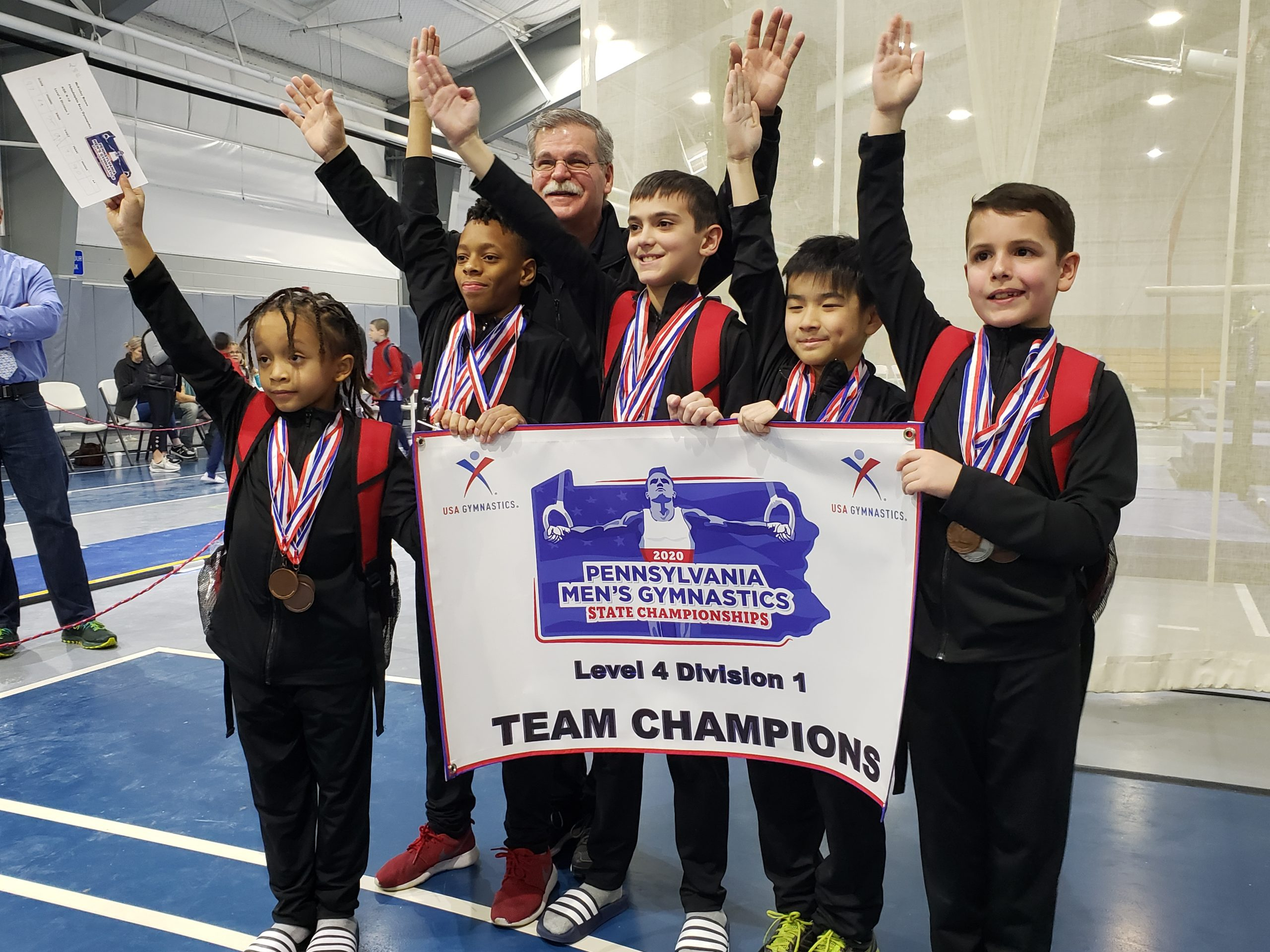 Success at the PA State Championships